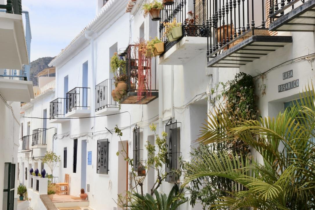 Cosa vedere in Andalusia, Frigiliana