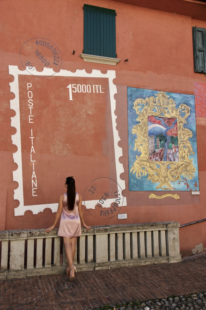 Poste Dozza, Emilia Romagna