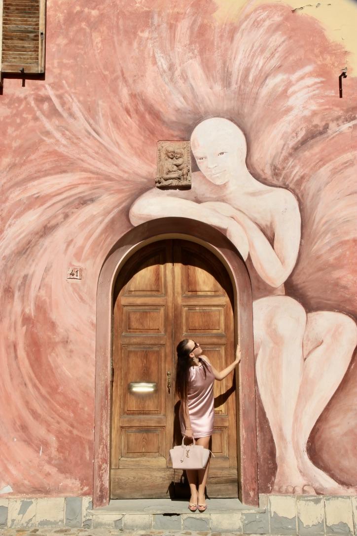 Dozza, Street Art
