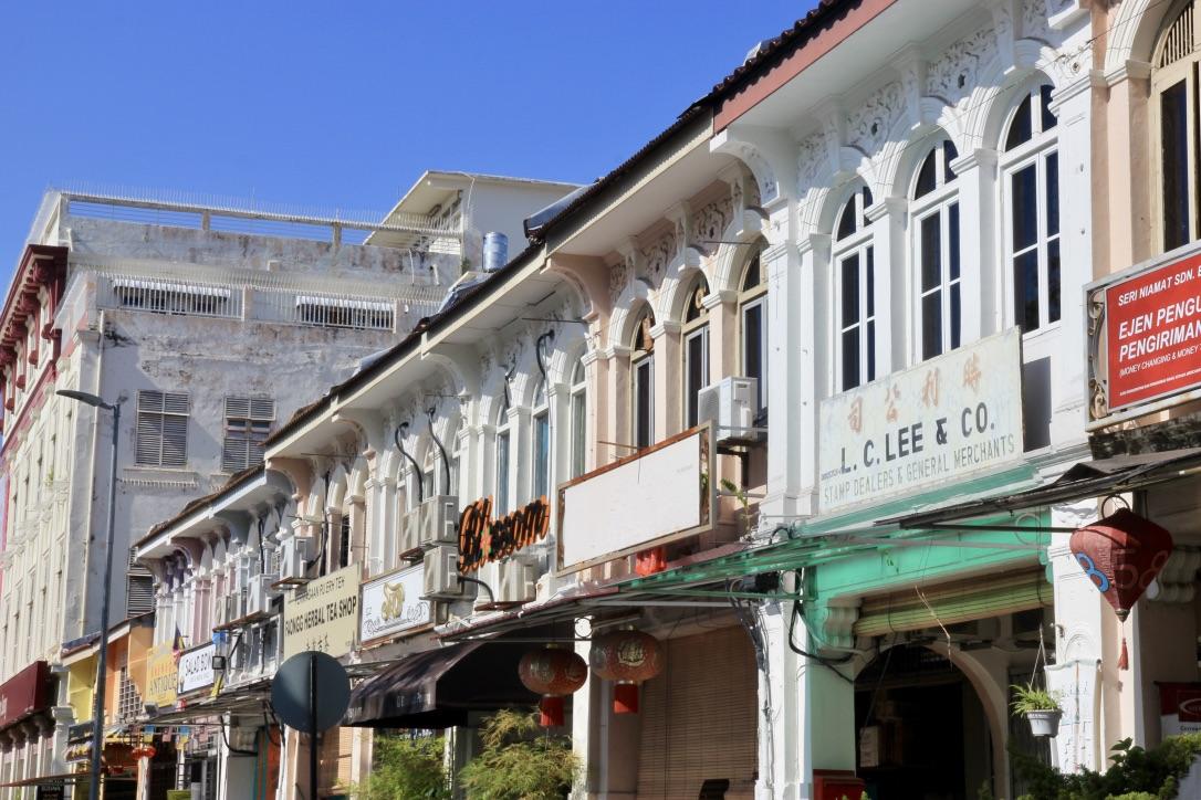 Case di George Town, Penang