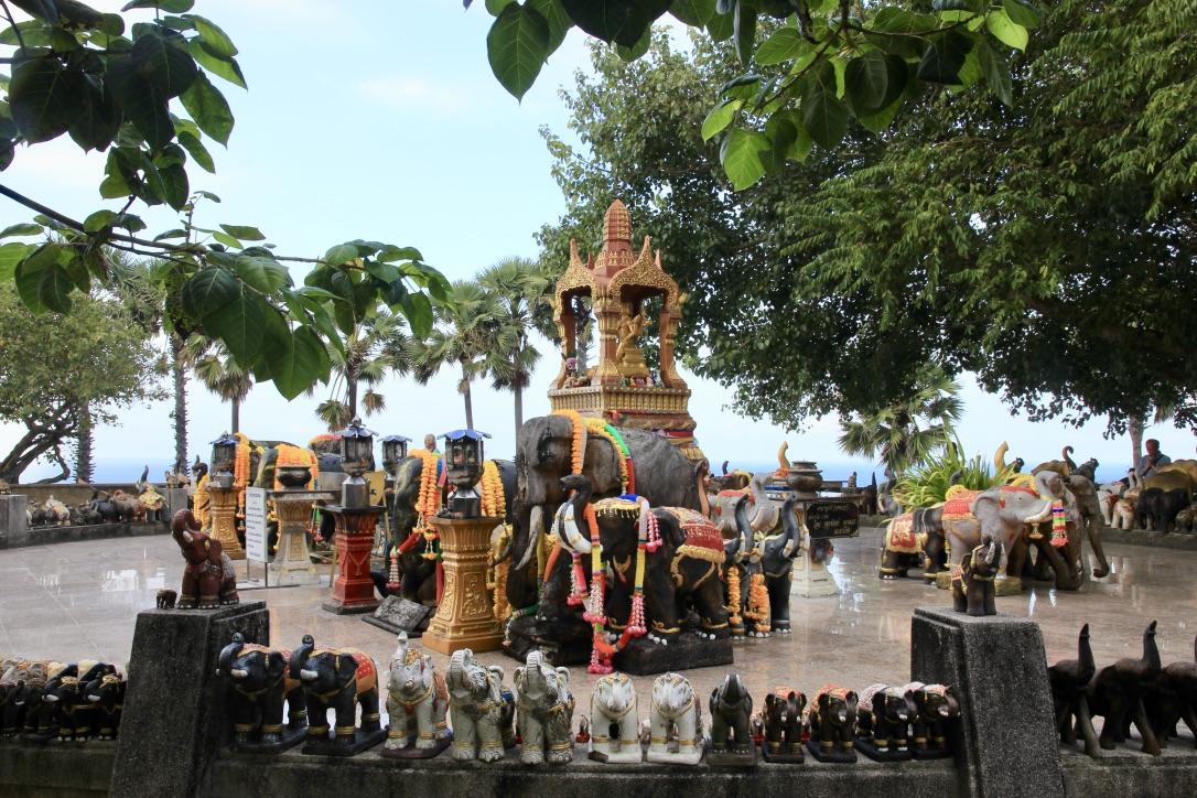 Tempio degli elefanti, Phuket