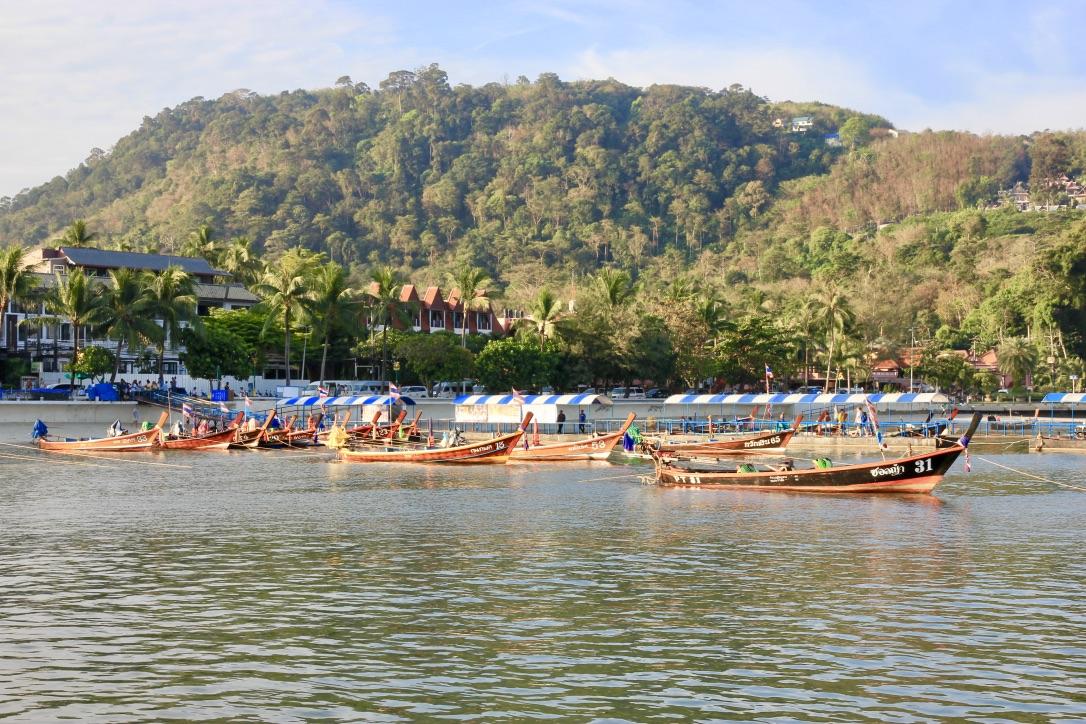 Imbarcazioni thailandesi