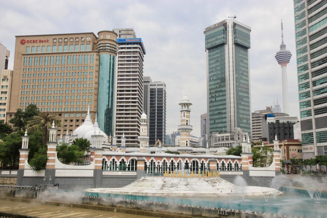 Merdeka square KL