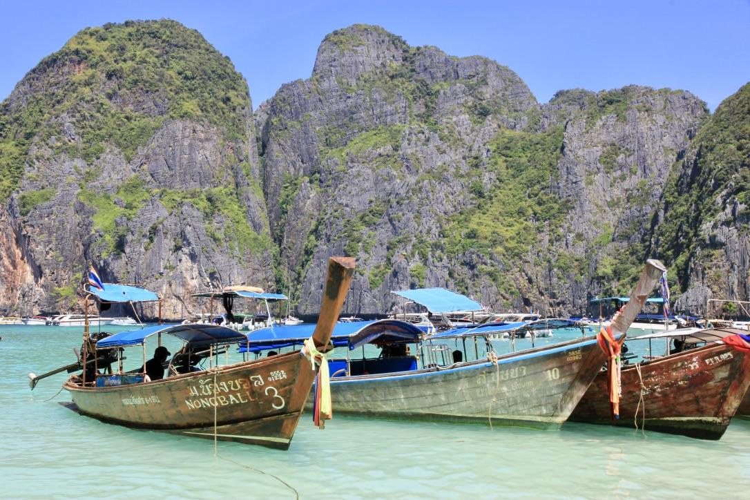 Imbarcazioni Phuket