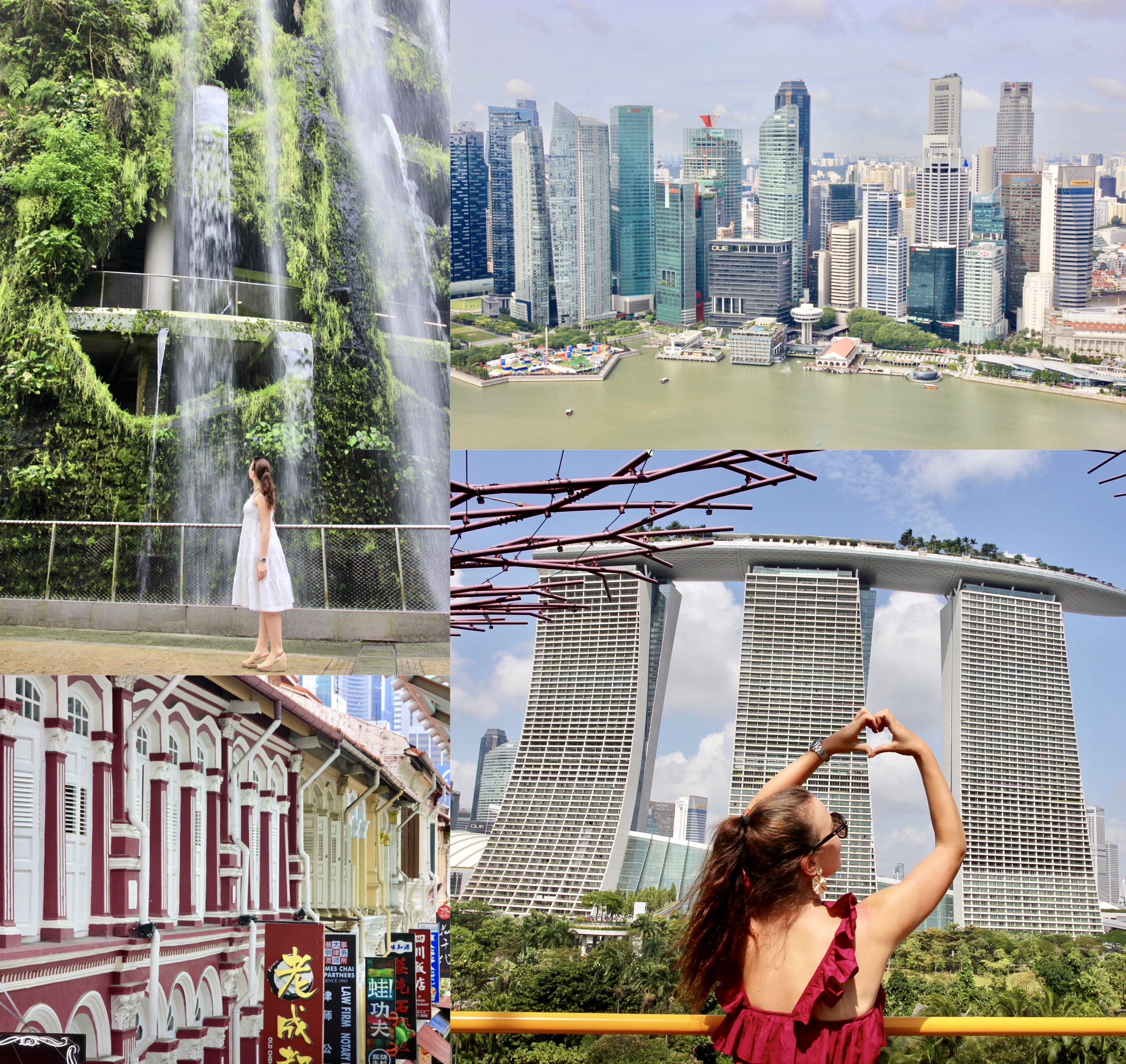 Singapore, la città del leone