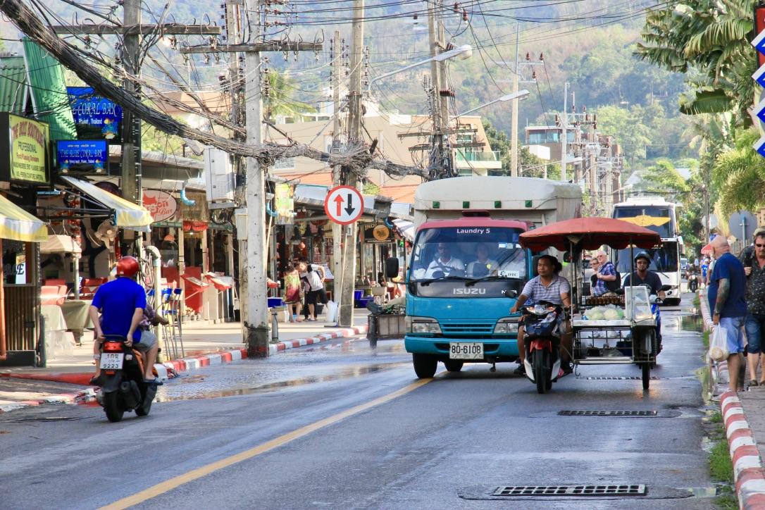 Strada di Phuket