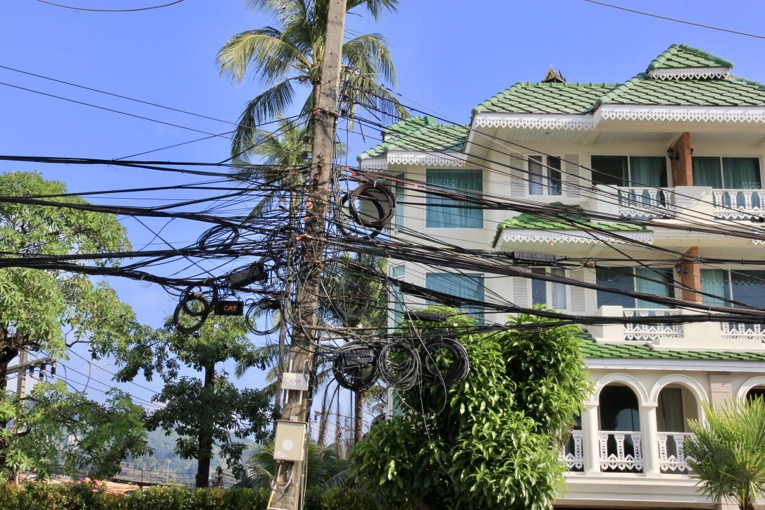 Cavi elettrici Phuket