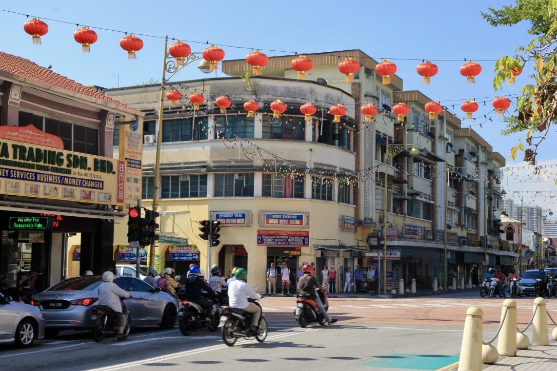 Strade di Penang