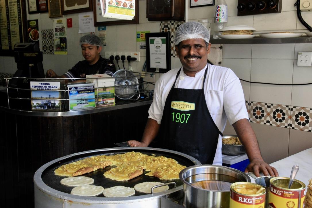 Street-food George Town