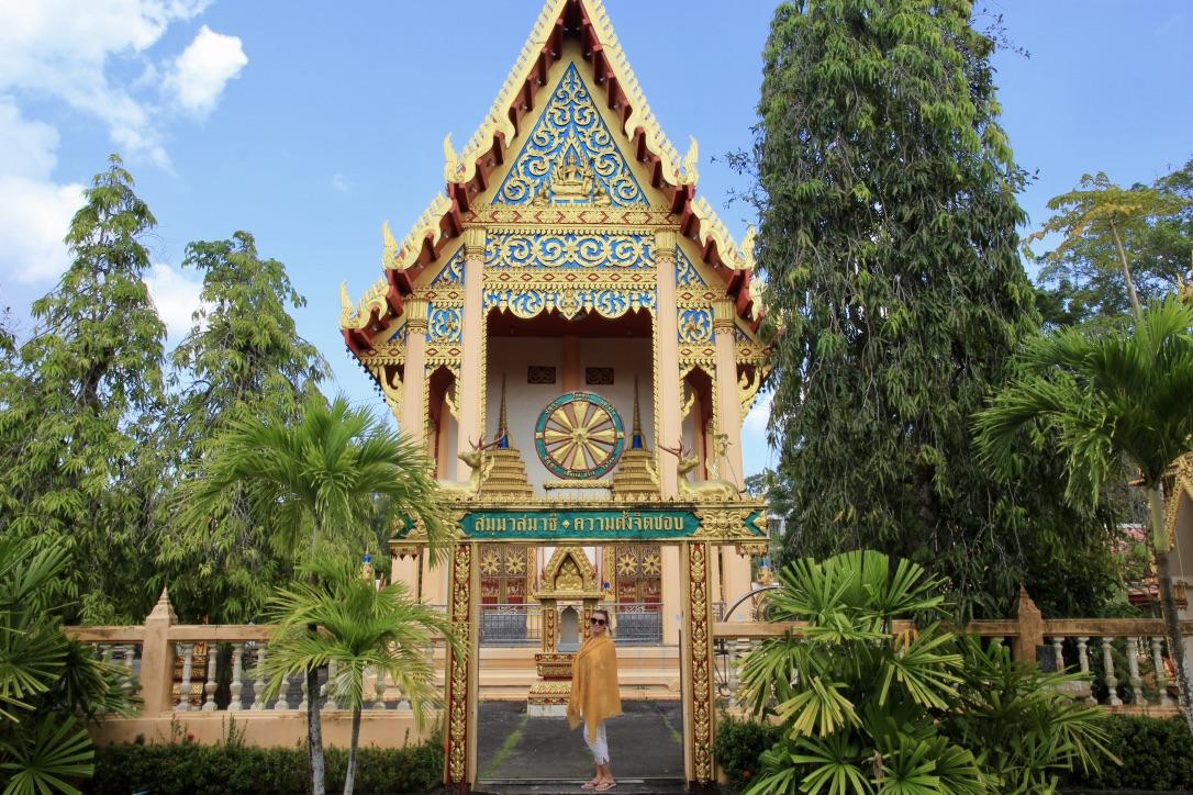 Tempio di Phuket