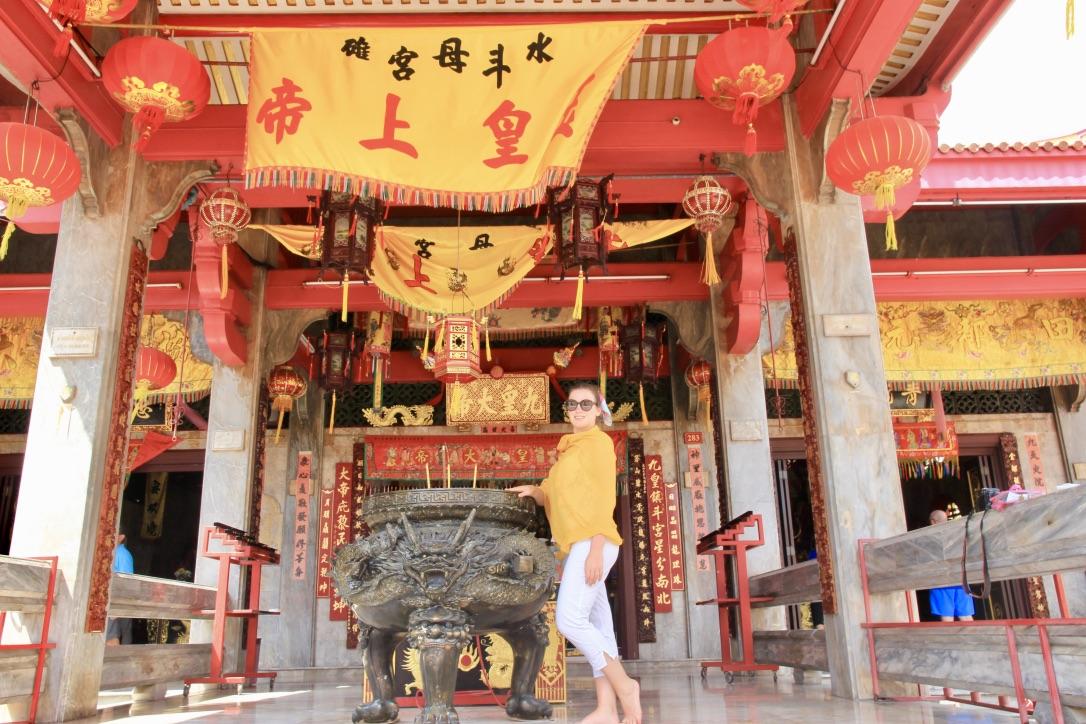 Tempio cinese di Phuket