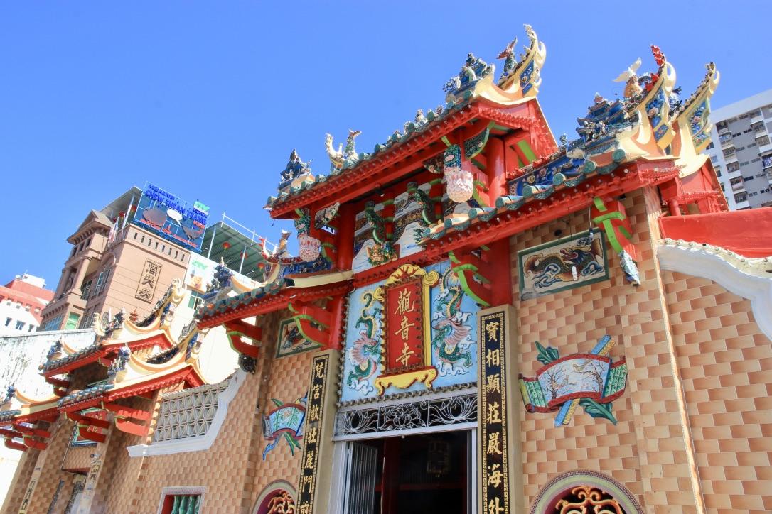 Tempio di George Town, Penang