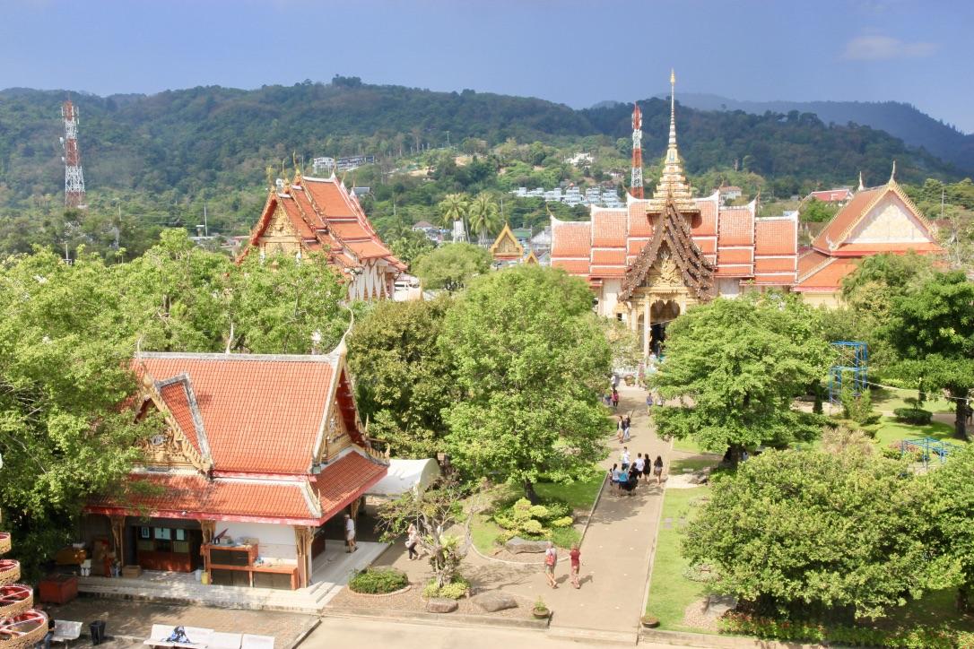 Templi di Phuket