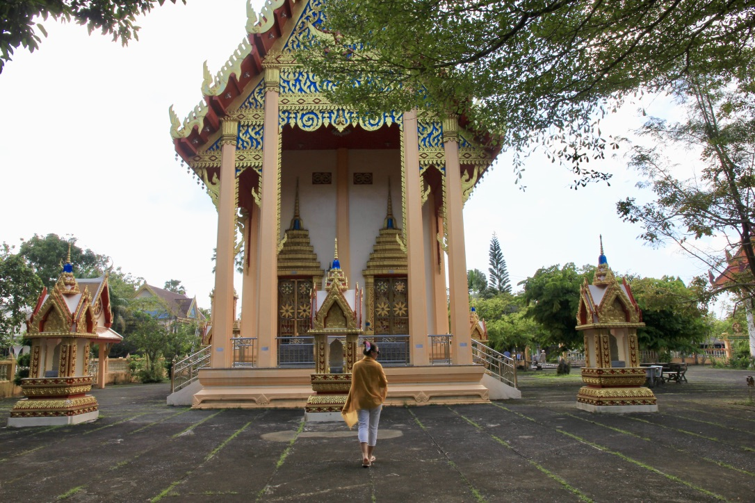 Templi di Phuket, Thailand