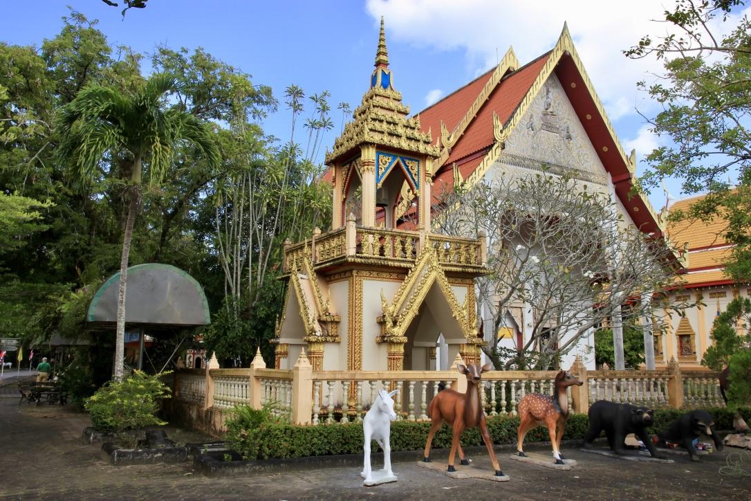 Tempio di Phuket, Thailand
