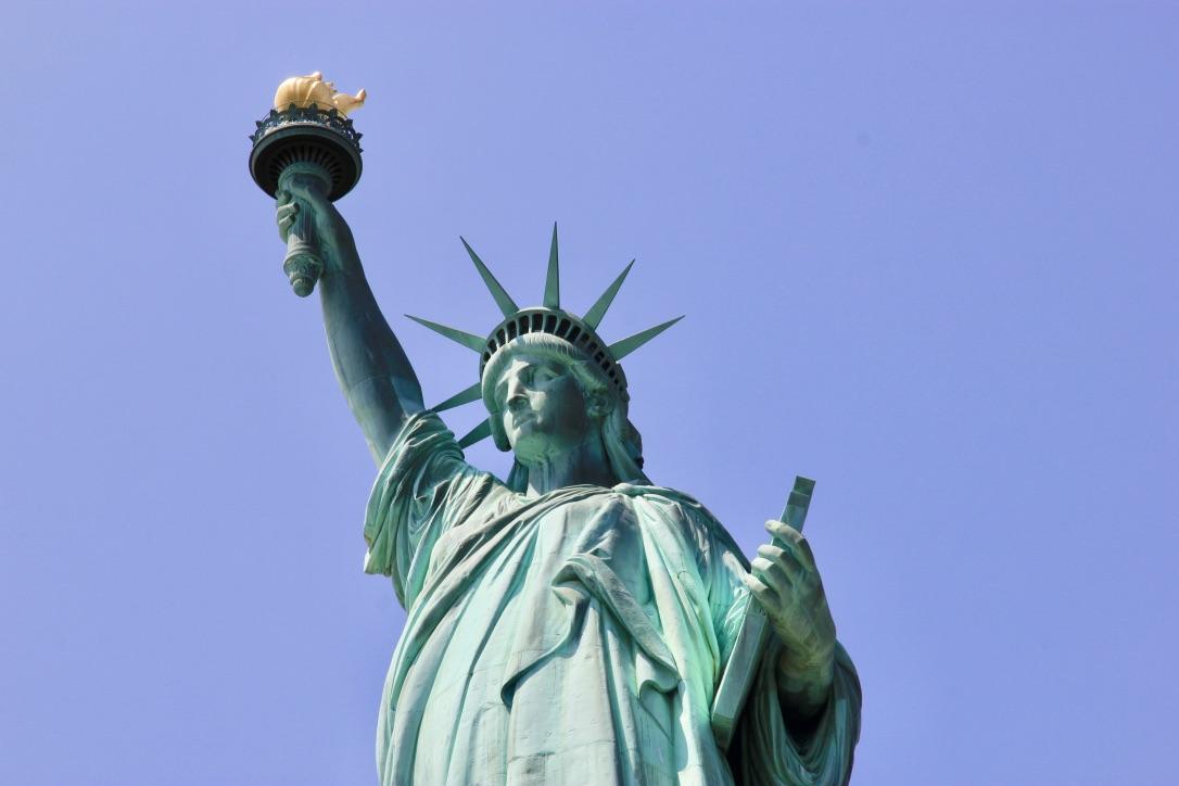 La Statua della Libertà, New York