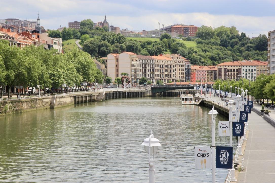 Alla scoperta della Spagna: Bilbao
