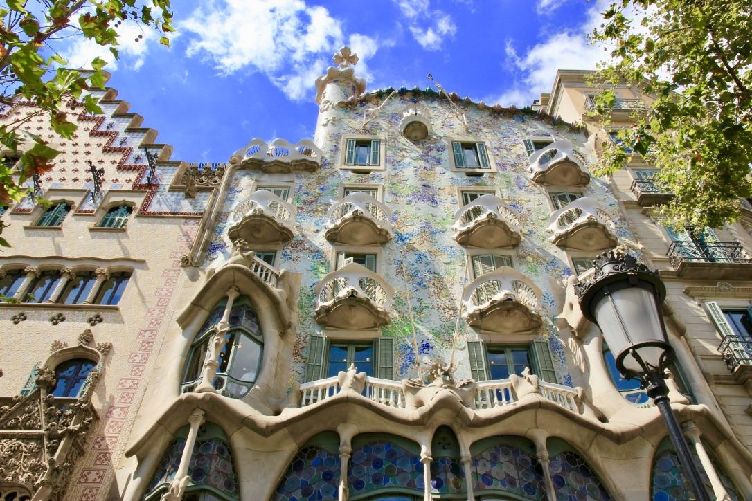 Casa Battló, Barcellona