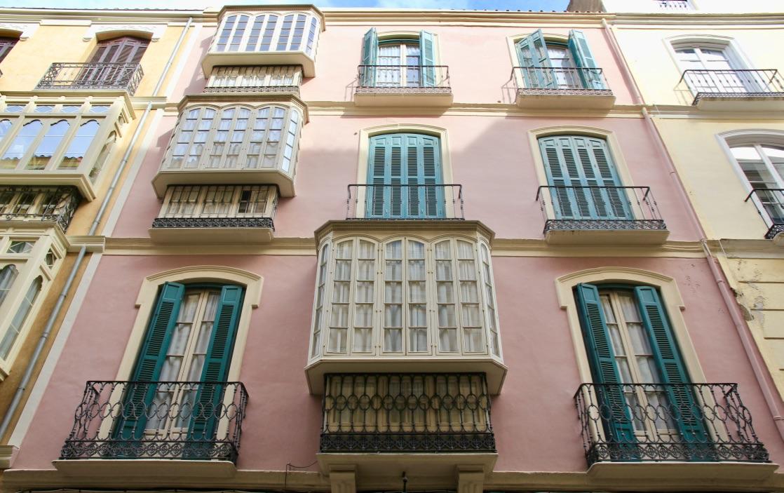 Case di Málaga
