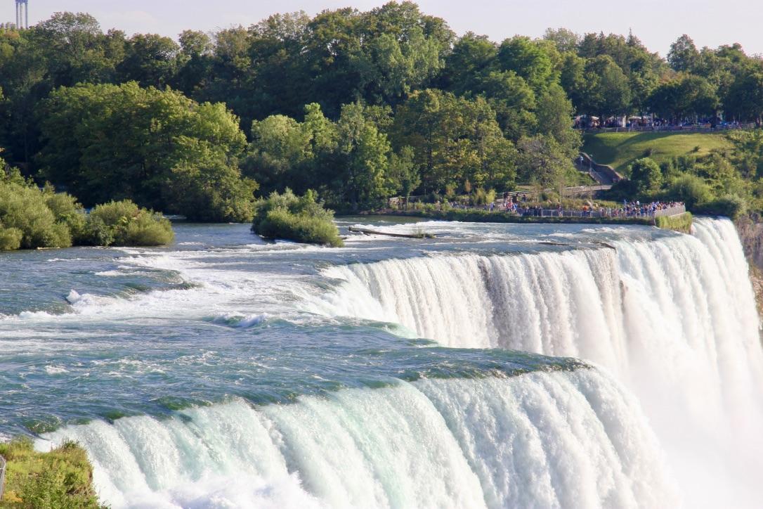 Cascate del Niagara, USA