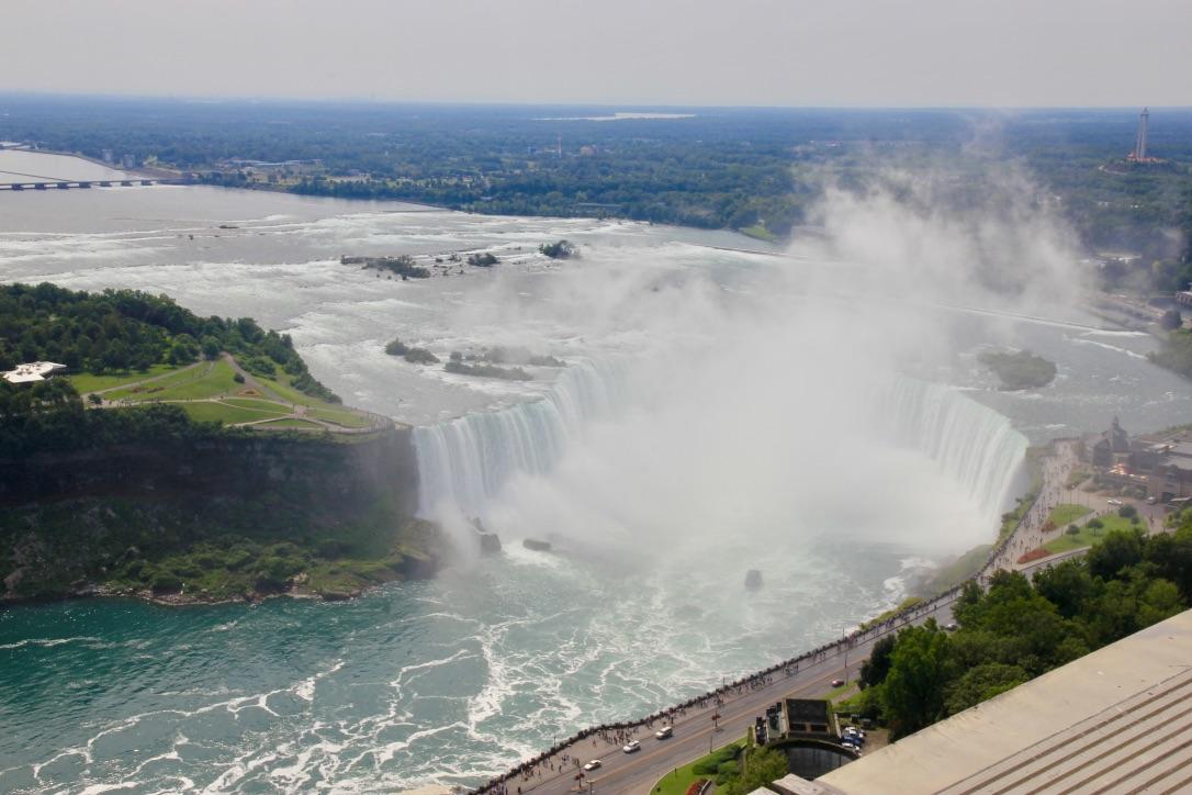 Cascate del Niagara, Canada