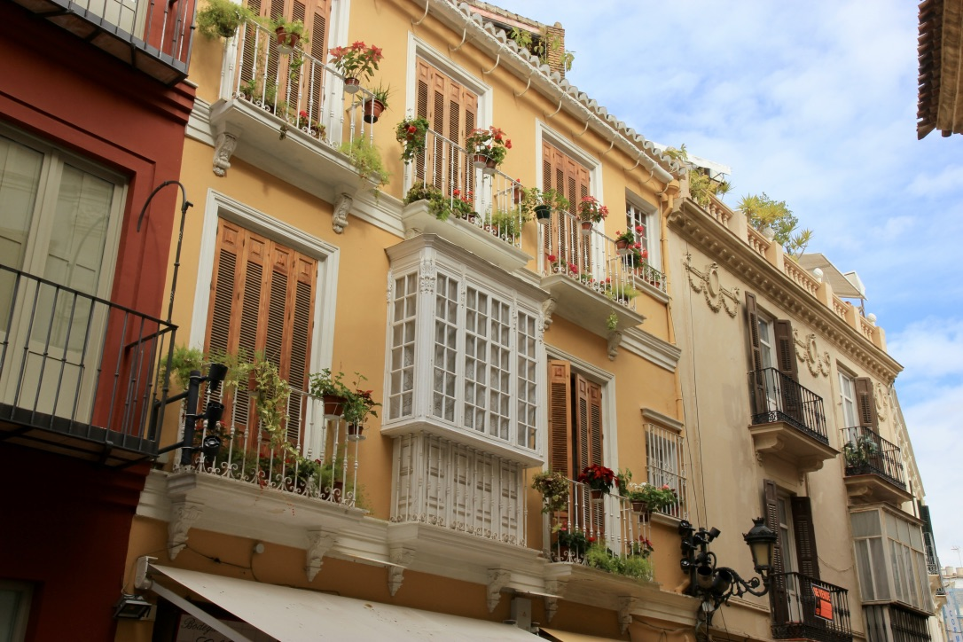 Case di Málaga, Andalusia