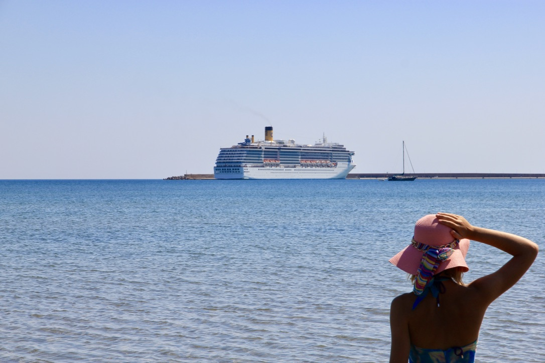 Costa Crociere nel Mediterraneo