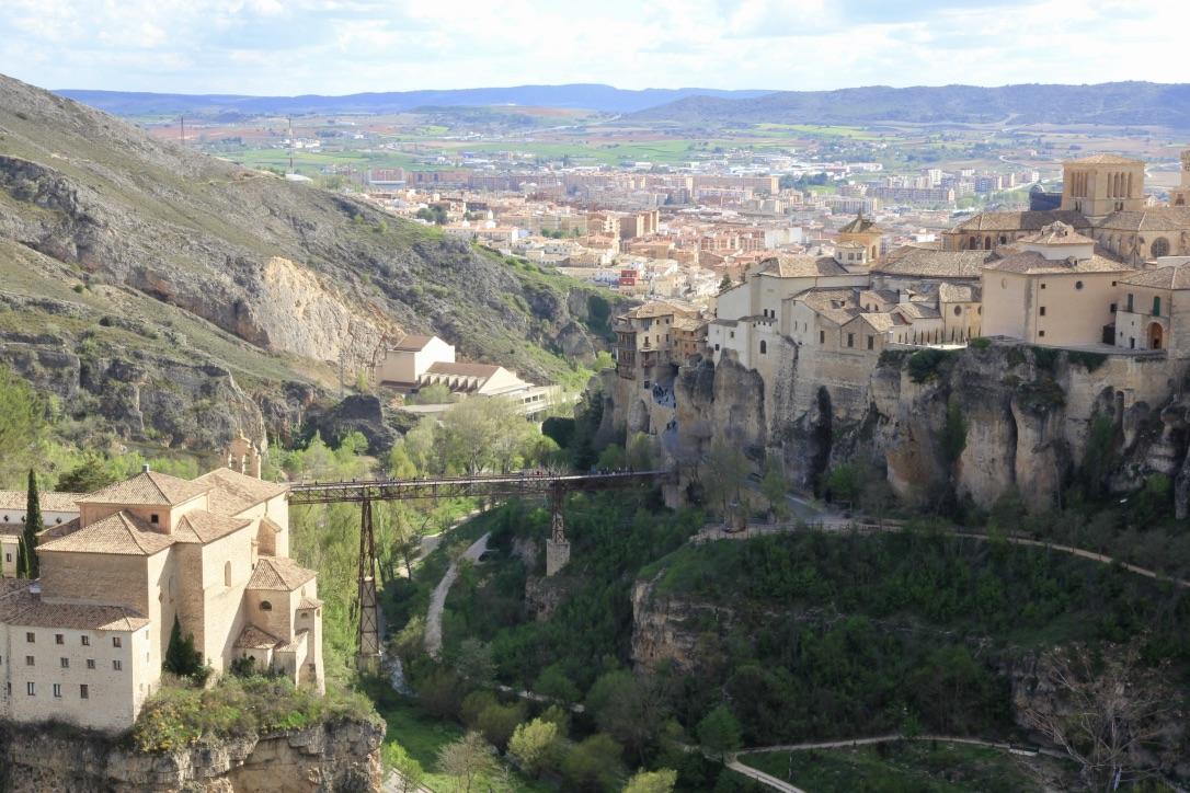 Alla scoperta della Spagna: Cuenca