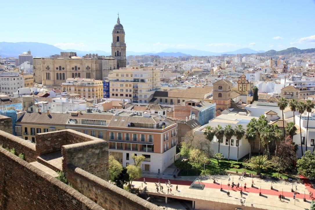 Alcazaba di Málaga