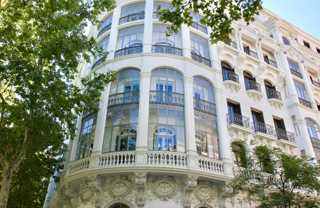 Barrio de Salamanca, Madrid