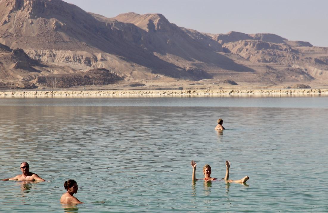 Mar Morto, Israele