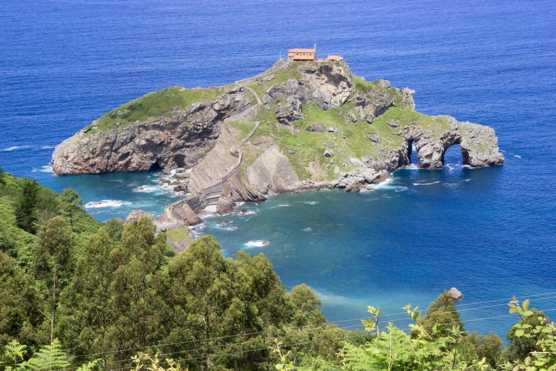 Costa Basca, cosa vedere