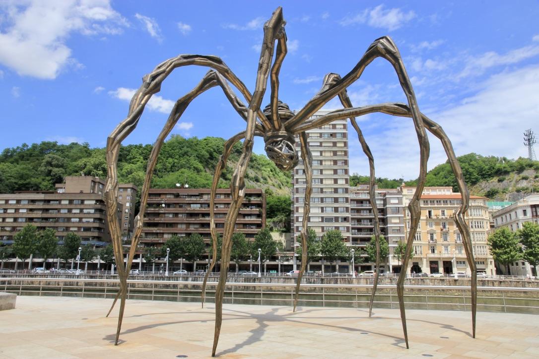 Bilbao, città moderna