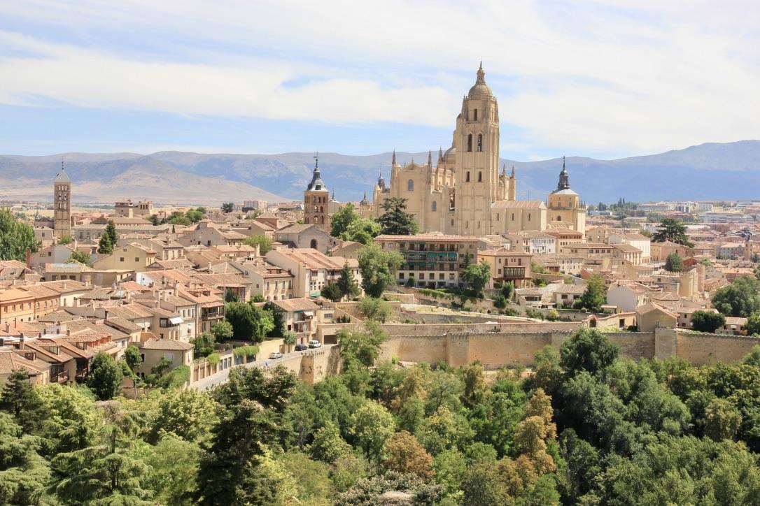 Alla scoperta della Spagna: Segovia