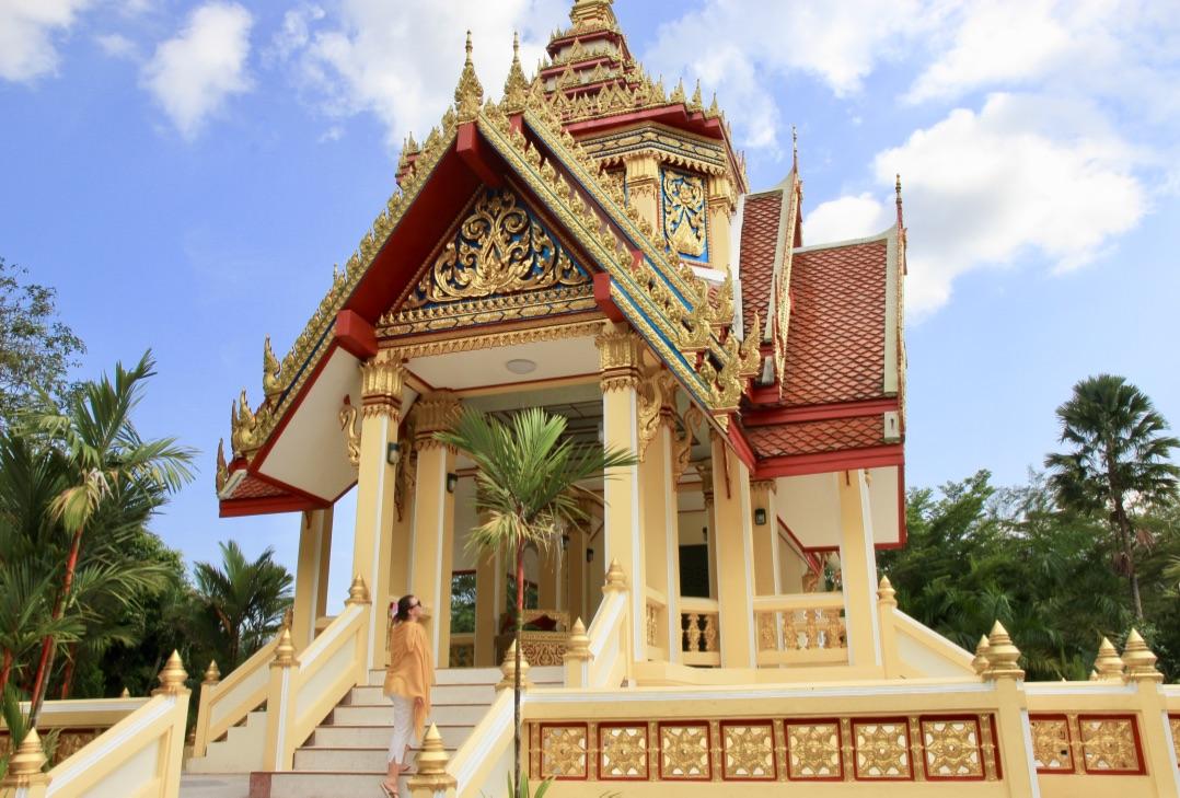 Tempio di Phuket, Thailandia
