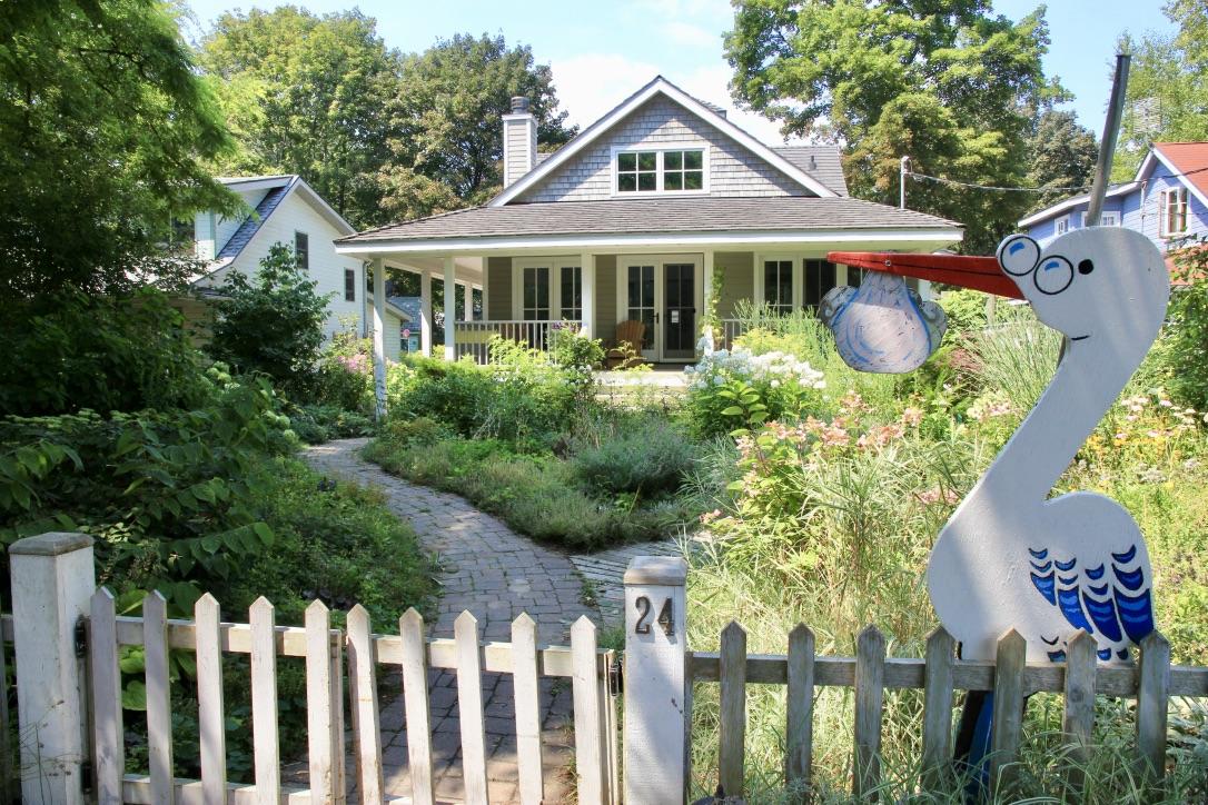 Casa a Toronto's Island
