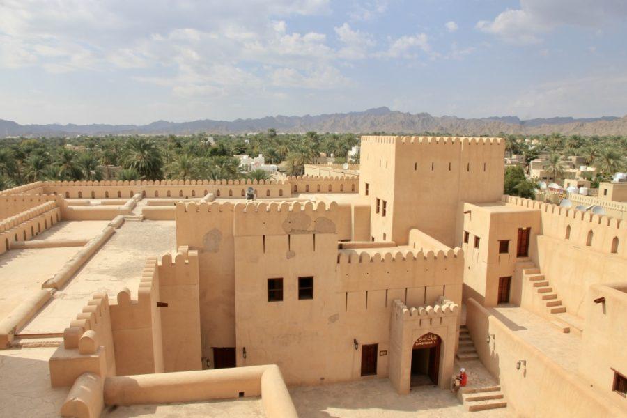 Oman cosa vedere