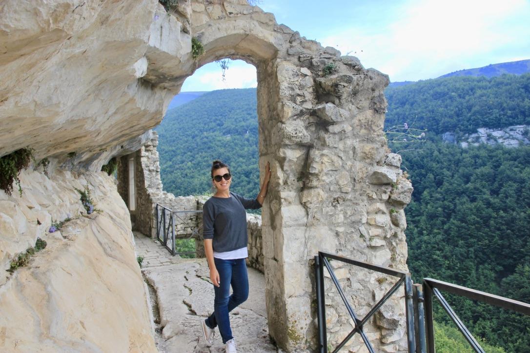 Roccamorice in Abruzzo