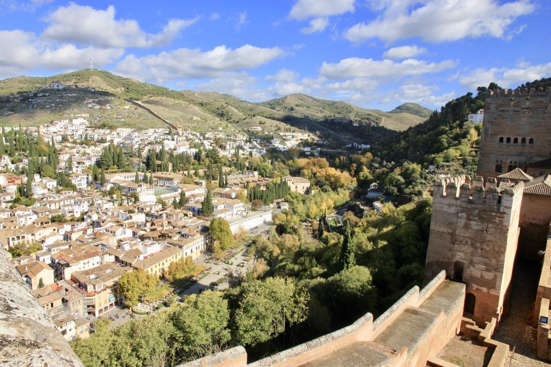 Tour dell'Andalusia, cosa vedere a Granada