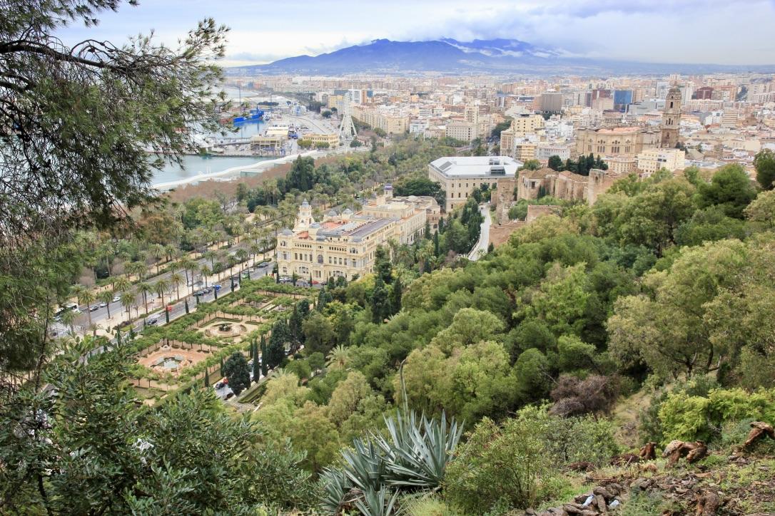 Weekend a Málaga