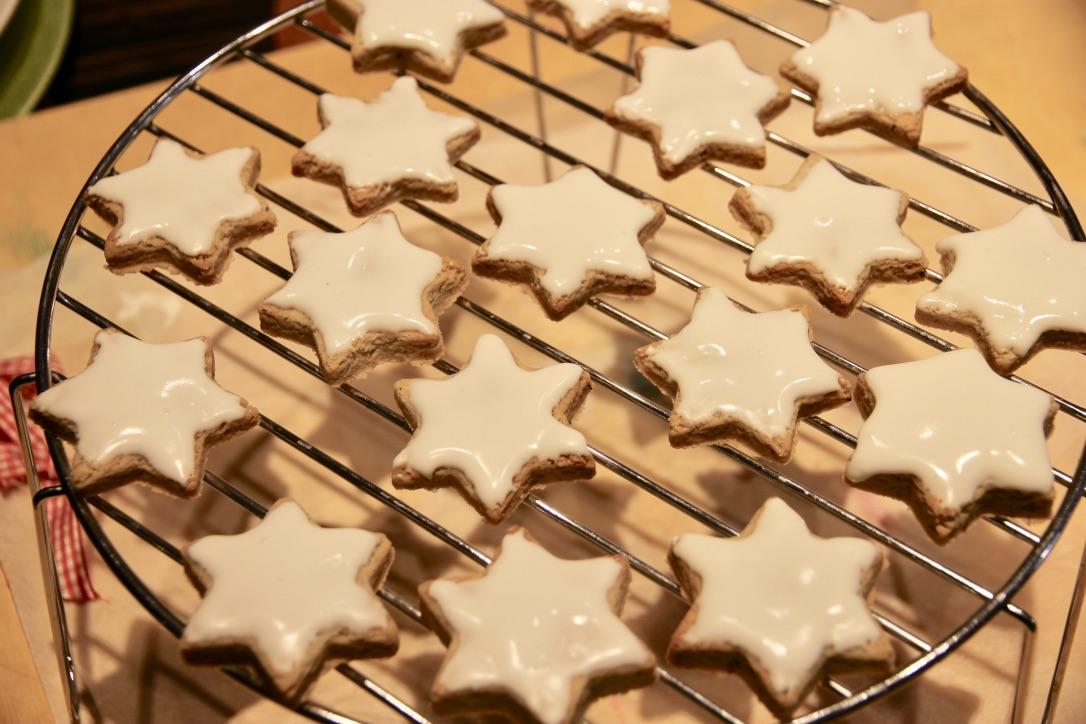 Biscotti natalizi: le stelle di Natale