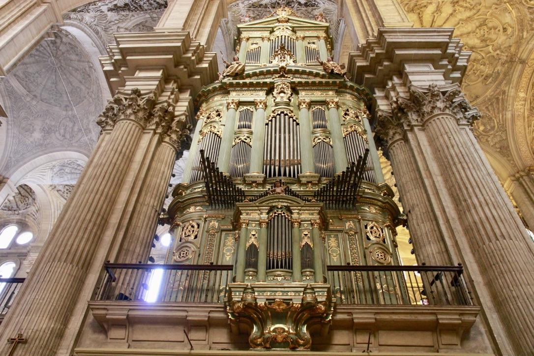 Cattedrale di Málaga, Andalusia