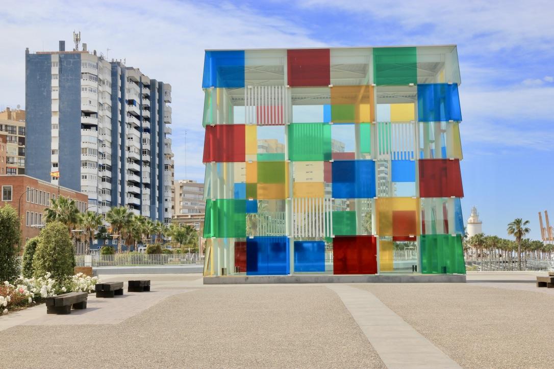 Centre Pompidou, Málaga
