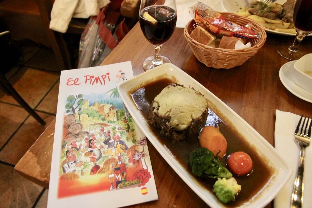 Dove mangiare a Málaga