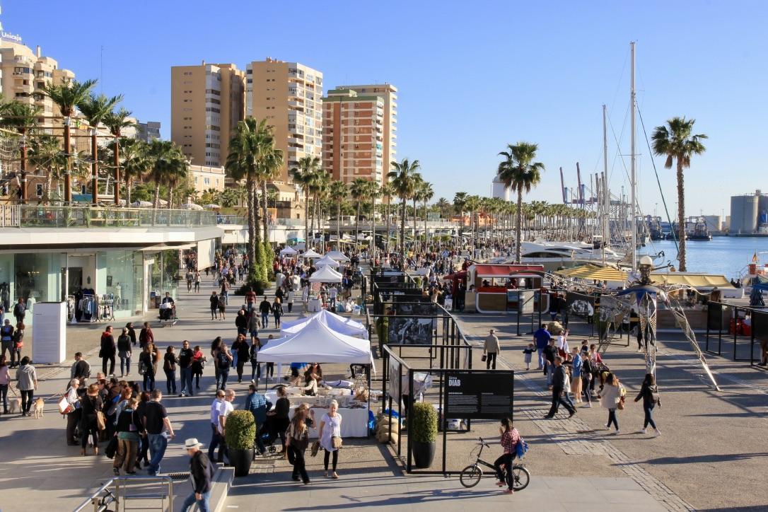 Málaga in due giorni