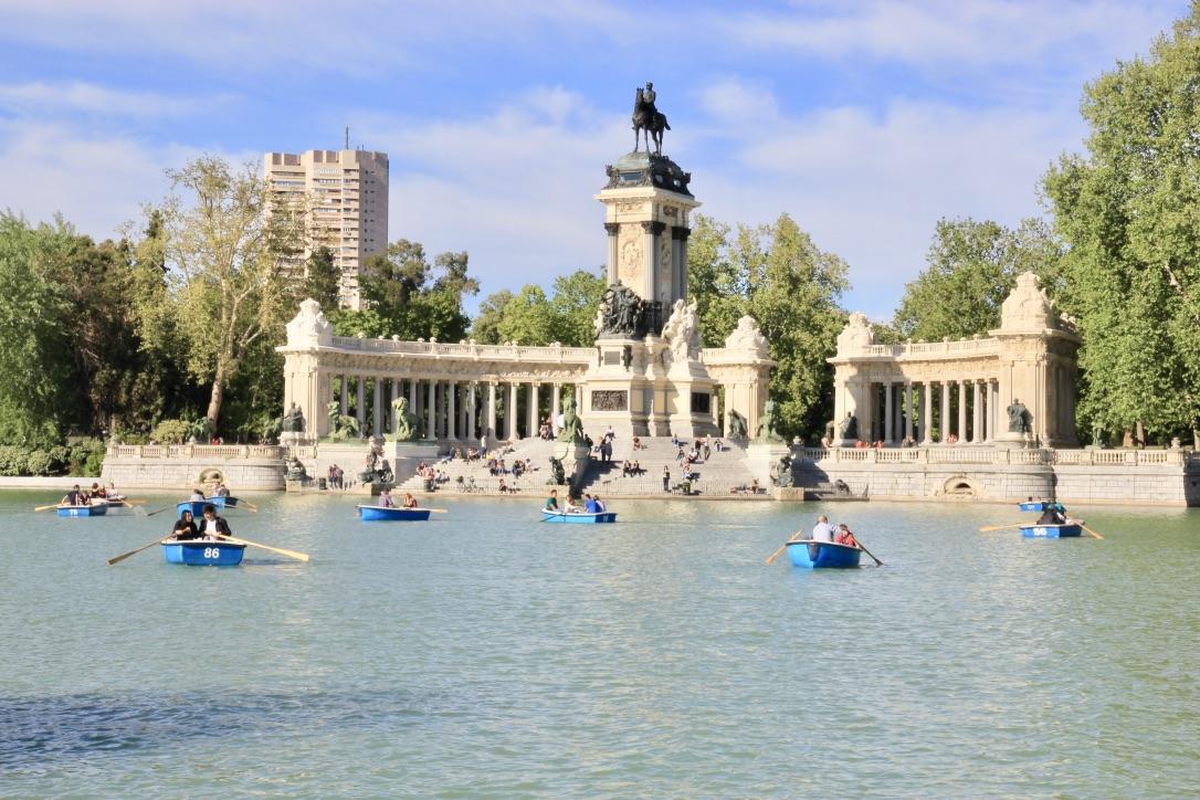 Madrid, cosa vedere