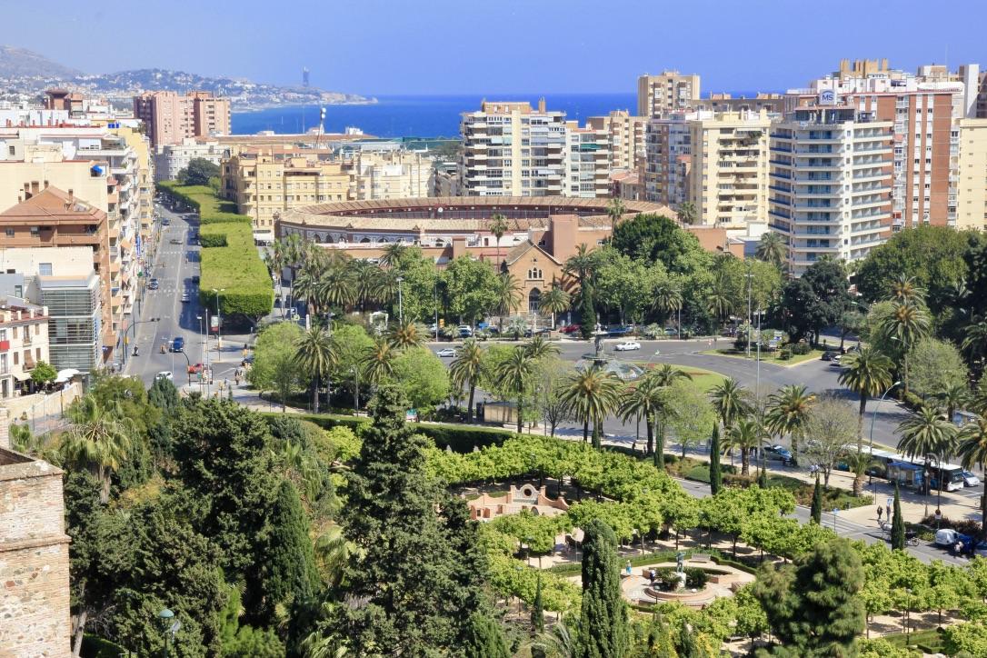 Plaza de toros, Málaga