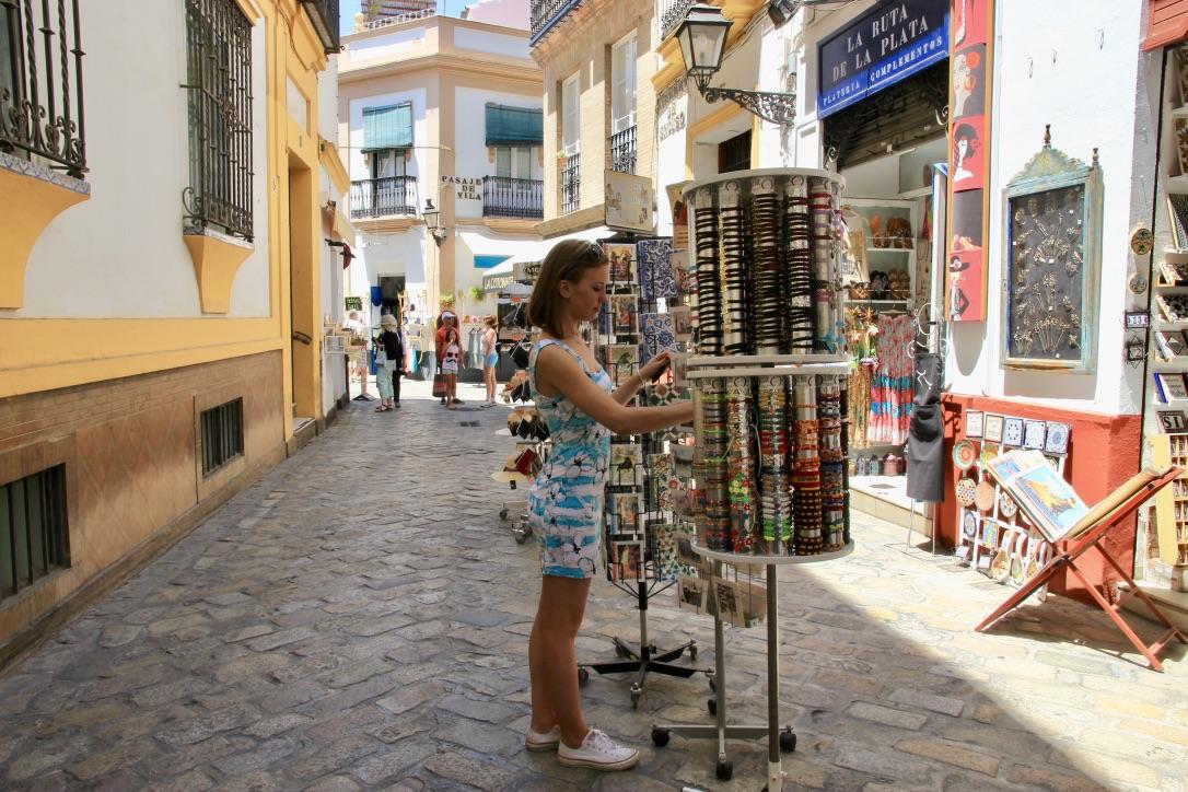 Tour dell'Andalusia, Siviglia