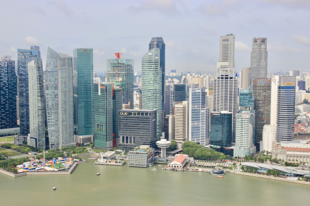 Singapore, inverno 2018
