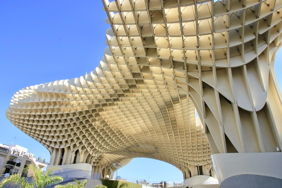 Andalusia, Setas de Sevilla